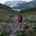 Scarth Gap - Buttermere in view