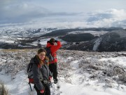 Towards Llyn Crafnant
