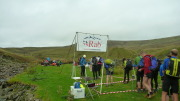 The start in Crookdale